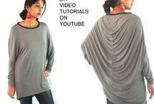 DIY Fashion Wardrobe /Sewing pattern tutorials / Create your own fashion and style, with the help of my DIY tutorials. Starting with a basic T-shirt I teach you how to convert the basic T-shirt into a lot of different designs and styles... Join me on my 'Free' youtube channel - Izzy Meimsaab, and my  'Paid Channel' on youtube - Izzy Meimsaab Premium. Check out my website www.izzymeimsaab.com