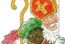 Thema 'Sinterklaas' in de klas