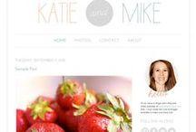 blogging themes