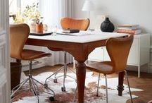 dining room ideas / Inspiration for my dining room.