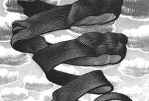 M.C. Escher / Werken van Escher