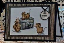 kaarten house mouse