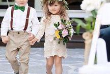 BOX4FUN ~ Kleidung für die kleinen Hochzeitsgäste / Unsere Ideen für Kleider und Anzüge für die kleinen Gäste auf Hochzeiten und anderen Feierlichkeiten