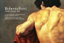Roberto Ferri / Roberto Ferri is an Italian artist and painter from Taranto, Italy, who is deeply inspired by Baroque painters and other old masters of Romanticism, the Academy, and Symbolism.