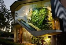 Sustainable Building / Sustainable products and design aspects for energy, water and fuel efficiency for housing.