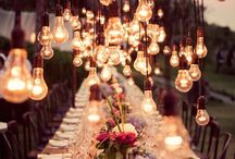 romantic event  | style + decor + settings