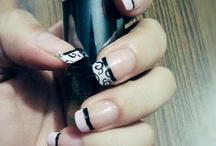 nails / Nail arts / by miley <3 <3 <3