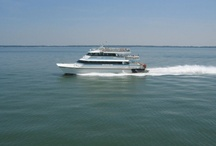 Ferry Services, Toot Toot! / Ferry service to Put in Bay Ohio... where the Jet Express Ferry ride can be half the fun of getting to South Bass Island Put-in-Bay. Relax and ride while enjoying a narrated tour of the history of the island.