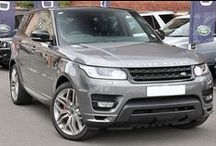 Range Rover Sport / A selection of Range Rover Sports for sale in the UK. Follow this board to be notified of our dealers' new arrivals.