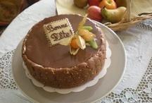 Mes gâteaux / petite collection de gâteaux
