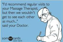Massage Funnies