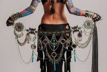 Belly / Dance, move, oriental, color, style, luxury, gypsy and more