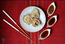 Dumplings and parcels