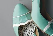 vintage shoes / ''ıf you have old habits,these shoes are just for you''