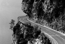 Roads / A collection of beautiful roads.