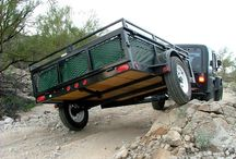Outdoor living/trailers&camping/rv / by Harley Lavoie