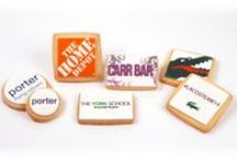 Custom Branded Cookies / Examples of what can be put on a custom cookie