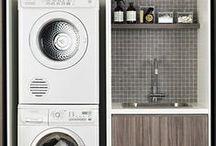 Lavaderos y cuartos de plancha