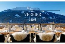 Verbier / www.ikh.villas  A truly exceptional alpine residence, Chalet Truffe Blanche is a vision of grandeur and elegance. Occupying one of Verbier′s most exclusive address′s this uber luxurious chalet will not fail to disappoint.