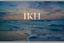 "ikh_villas /  @IKH_VILLAS ""IKH Luxury Rental"" offers you luxury accommodations to rent for your holidays,  www.ikh.villas"