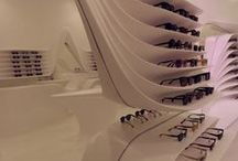 Omniview_retail / architecture, interior, digital fabrication, cnc, retail, algorithmic design, parametric design