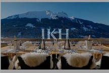 """Cortina / In bici sulla neve, discese ardite a Cortina Discese spericolate con le """"fat bikes"""", che hanno le """"ruote grosse"""" www.ikh.villas #ikh#ikhvillas#luxuryhome#cortina#ski#snow"""