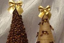 dekoracje świąteczne - christmas tree