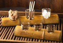 Center(piece) of Attention / Decor and stylish necessities to dress your holiday table