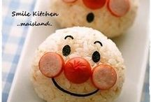可愛いエリカちゃんご飯☆ / 美味しい。でも可愛い!!