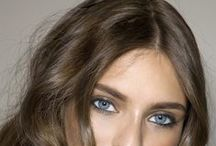 hair color for blue eyes and cool skin