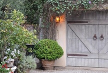 Fabulous Garage Doors / by Jennifer Golini