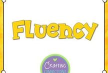 Fluency / Reading fluency activities and ideas