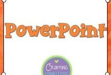 PowerPoints / PowerPoint presentations created with upper elementary classrooms in mind!