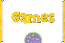 Games / Educational games for the upper elementary classroom: ideas and activities