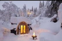 Secluded Cabins / See some of the most peaceful, secluded cabins in the world in this gallery courtesy of HGTV.