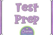 Test Prep / Test Prep Ideas for the classroom: Strategies, Tricks, Tips, and Inspiration