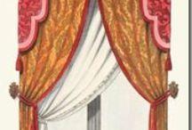 """"""" Curtain UP!"""" / by elizabeth slinn"""