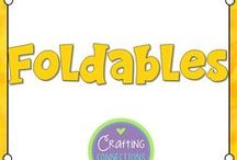 Foldables / Foldables for the upper elementary classroom