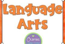 Language Arts / Language arts activities and ideas for the upper elementary classroom