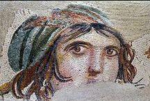 Arkeoloji / Antik kentler, tiyatrolar...; tarihi eserler...