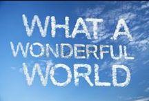 Harika Bir Dünya / Bu güzel dünyaya özen gösterelim!