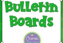 Bulletin Boards / Classroom Bulletin Board Ideas
