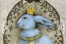 Jacks of All Trades / Rabbits, Hares and Bunnies in Art
