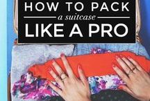 PACKING / Packing- Tips and Tricks.