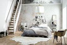 Scandinavian Interior / Minimalist Interior Design, Scandanavian Interior / by Maia Parker