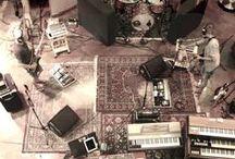 music studio equipment / Useful in song mastering