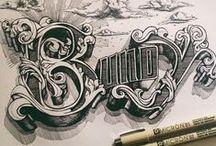 ornaments&typography