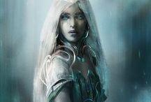 fantasy & mythology / I wish I could live in this world