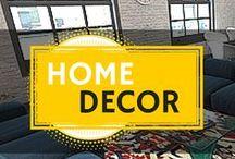 Home Decor / by Alina Andreea