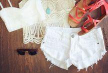 outfit de sol / Prendas para el calor y no dejar de verse bonita